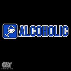 alcohol drinking t shirts