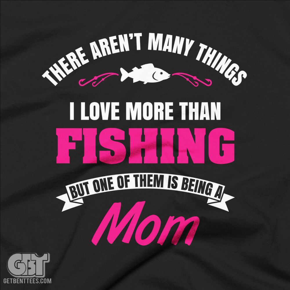this mum loves fishing mom fishing shirt mothers day fishing gift funny fishing t-shirt