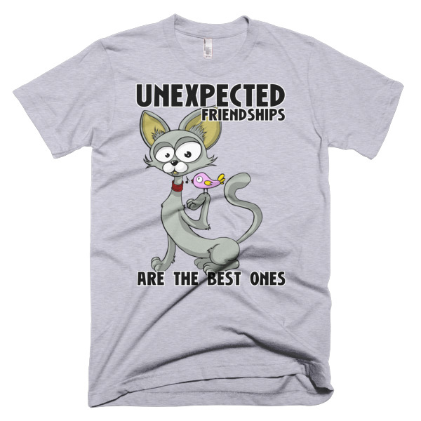 Unexpected Best Friend Quotes: Unexpected Friendship Are The Best Ones Friendship Quote T