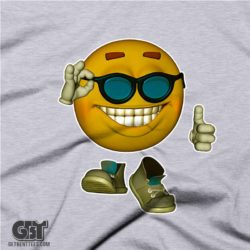 COOL EMOJI EMOTICON T-SHIRT funnu emoji shirts 2017 2018