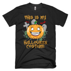 797815fbb87 This Is My Halloween Costume Halloween T-Shirt — Get Bent Tees
