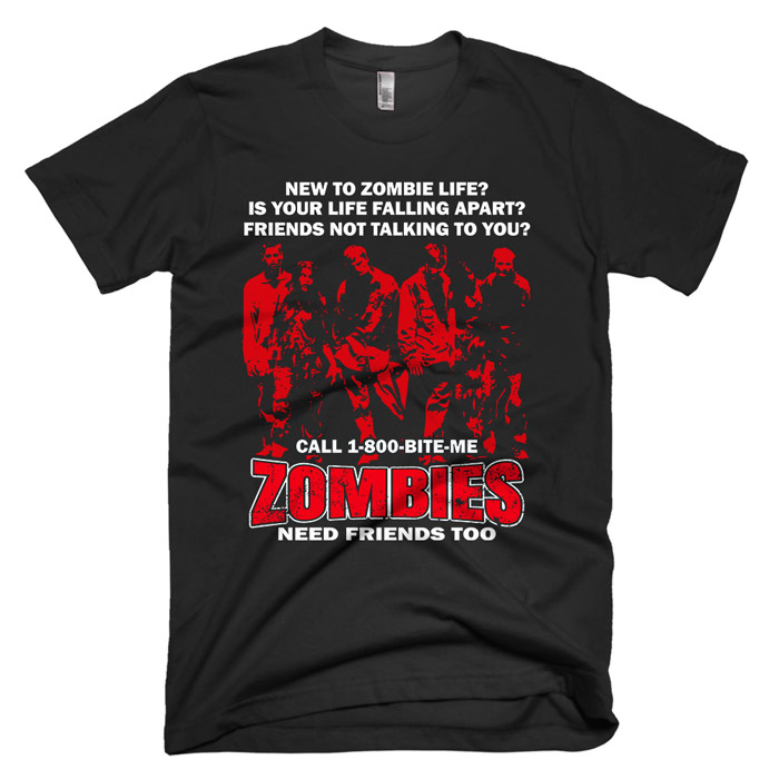 zombies-need-friends-too-black-bella-canvas-3001