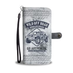 Awesome 4x4 Off Road Wallet Case