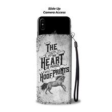 Amazing My Heart Is Paved - Horse Wallet Case1