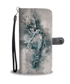 Awesome Dancing Wallet Case