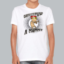 bella-canvas-3001y-youth-mummy-scary-tshirt-2